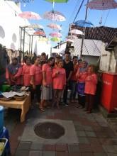 Pasar Mingguan Kampung Jetisharjo Sebagai Wadah Bagi UMKM
