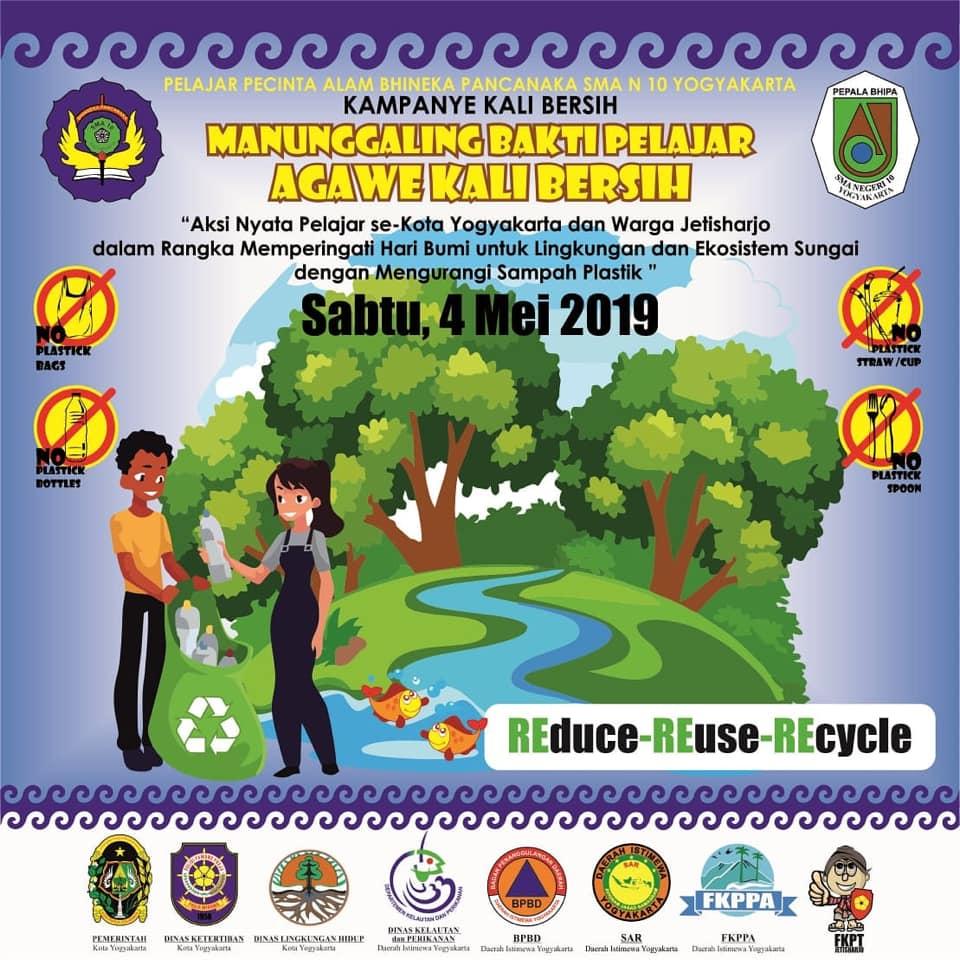 Gerakan Bersih Kali Code